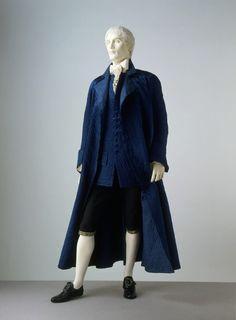 Banyan 1780-1820 The Victoria & Albert Museum - OMG that dress!