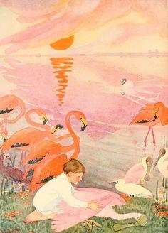 Dorothy Lathrop - A Little Boy Lost