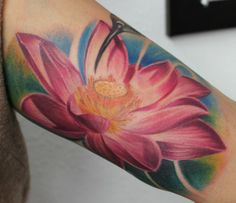 FIORE DI LOTO SIGNIFICATO TATTOO | Jam Ink Tatuaggi Ferrara