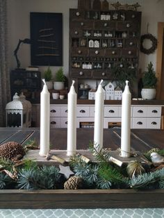 Candles, Candy, Candle Sticks, Candle