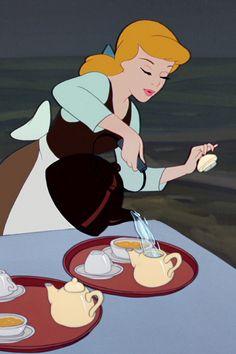 - Cinderella