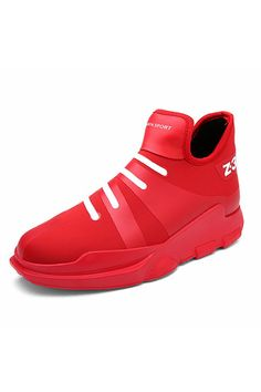 Men's fashion All-match Sneakers-red - intl | Price: ฿1,019.00 | Brand: Unbranded/Generic | From: Top Seller Shoes - รวมรองเท้าแฟชั่น รองเท้าผู้ชาย รองเท้าผู้หญิง ราคาพิเศษ | See info: http://www.topsellershoes.com/product/67325/mens-fashion-all-match-sneakers-red-intl