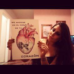 ❤❤❤❤ #Acuarelas #videomuchacha @fitopaezmusica !!! #cuidatucorazon