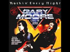 Gary Moore - I Can't Wait Until Tomorrow (LIVE in JAPAN) - YouTube