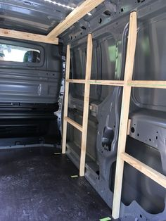 Carpentry van fitout phase Frame out the walls and roof. – Tap The Link Now To Find Gadgets for Survival and Outdoor Camping Carpentry van fitout phase Frame out the walls and roof. – Tap The Link Now To Find Gadgets for Survival and Outdoor Camping Kangoo Camper, Sprinter Camper, Diy Camper, Camper Life, Van Life, Vans, Van Organization, Van Shelving, Van Storage