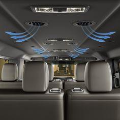 Nissan NV3500 Passenger Van