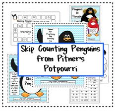 Skip Counting PenguinsHurry up! This giveaway promotion ends at 11:59:59PM CST on 01-15-2013