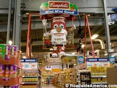Find unique food from around the world at Jungle Jim's International Market in Fairfield Ohio   Butler County Ohio