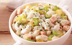 Receta de sopa de coditos con crema | Platillos para todos los días www.cocinavital.mx | Deliciosa sopa para disfrutar en familia.