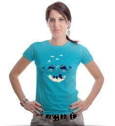Joker Pleated Metal Base T-Shirt - women t-shirt #womentshirtsfashion #women #womentshirt #womenfashion #womenclothing