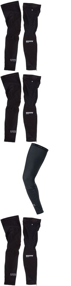 Arm Knee and Leg Warmers 85045: Gore Bike Wear Windstopper Universal So Leg Warmers, L, Black -> BUY IT NOW ONLY: $70.03 on eBay!