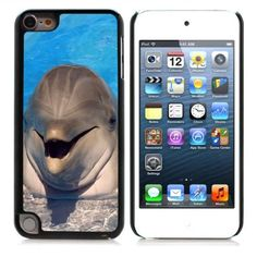 Dolphins Marine Animal Hard Plastic and Aluminum Back Case For Apple iPod Touch 5 5th Generation With 3 Pieces Screen Protectors by caseshop, http://www.amazon.com/dp/B00E2VSA1E/ref=cm_sw_r_pi_dp_h4cqsb0A5PYCE