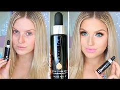 Loving @xoshaaan in her #dropportunity! She wears #CoverFX Custom Cover Drops in shade G30.