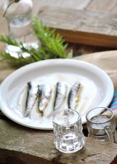 Appetisers, Fish Recipes, Main Dishes, Blog, Basil, Board, Main Course Dishes, Entrees, Main Courses