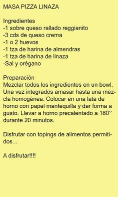 Low Carb Recipes, Healthy Recipes, Comida Keto, Sin Gluten, Good Food, Paleo, Tortillas, Cooking, Medicine