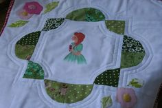Anne of Green Gables quilt