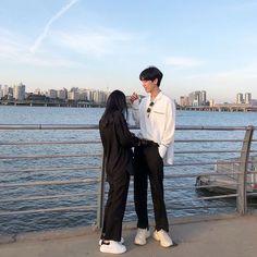 ㅡ 보니🍒 korea boy, couple aesthetic, korean couple, couple relationship, ulzzang Cute Couples Goals, Cute Anime Couples, Couple Goals, Japanese Couple, Korean Couple, Cute Relationship Goals, Cute Relationships, Couple Relationship, Ulzzang Couple