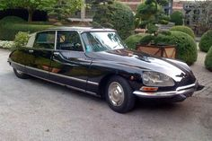 Citroen DS 21 Palace