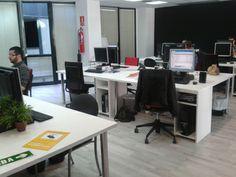Este espacio tan grande lo llamamos Plataforma ;-)