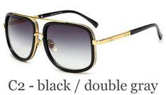 Luxury Sunglasses, Retro Sunglasses, Oversized Sunglasses, Mirrored Sunglasses, Sunglasses Women, Mens Waterproof Winter Boots, Uv400 Sunglasses, Shops, Look Cool