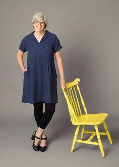 Merchant and Mills Factory Girl Dress