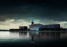Silo - Museum of Underwater Antiquities, Drapetsona, 2013 - Sinas Architects