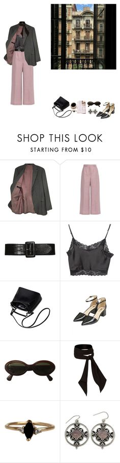 """Untitled #193"" by liliakorobkina ❤ liked on Polyvore featuring HUGO, Vilshenko, Brandy Melville, Topshop, Moschino, River Island, LUMO and NOVICA"