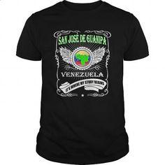 San Jose de Guanipa Venezuela - #shirt design #best t shirts. PURCHASE NOW => https://www.sunfrog.com/LifeStyle/San-Jose-de-Guanipa-Venezuela-Black-Guys.html?id=60505