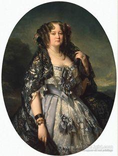 Princesse Redziwill - Wintheralter