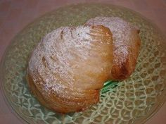 Sfogliatelle ~ good recipe and instructions.  These are time consuming, but well worth the effort.  They are the most awesome Italian pastry you will ever eat!