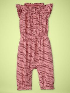 Sweetheart romper from Gap
