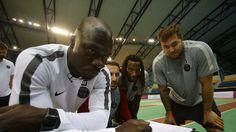 INTERVIEW - Le préparateur physique du PSG Handball et d'Issy-Paris hand livre quelques conseils pour une reprise des entraînements sportifs en toute sécurité.