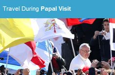 Travel / Transportation - World Meeting of Families 2015 & Papal Visit (Philadelphia, PA, USA) http://www.worldmeeting2015.org/plan-your-visit/transportation-hub-site-papal-visit/