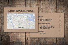 Change Of Address Cards, Housewarming Party, Diy Cards, House Warming, New Homes, Greeting Cards, Design, Crafts, Handmade