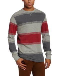 Volcom Men's Rail Way Long Sleeve Thermal « Clothing Impulse