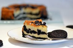 Ninas kleiner Food-Blog: Oreo-Käsekuchen
