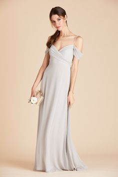 Spence Convertible Bridesmaid Dress in Light Gray Light Grey Bridesmaid Dresses, Grey Bridesmaids, Affordable Bridesmaid Dresses, Bridesmaid Dress Colors, Convertible Dress, Pleated Bodice, Formal Dresses, Wedding Dresses, Dress For You