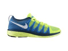 Nike Flyknit Lunar 2 Men's Running Shoe