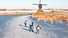Waar kan je als eerste schaatsen op natuurijs? | PlusOnline