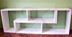 #mueblelcd, combinacion alternativa 2 ¨L¨ diseño especial. #biblioteca, #homedecor, #tetris