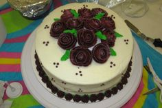Cake Decorating | Cake Decorating Class 3 by Jennfrog