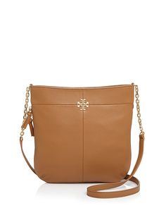 b18363b19a2 The Tory Burch Ivy Tan Leather Shoulder Bag is a top 10 member favorite on  Tradesy.