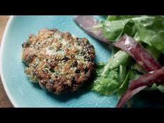 Hamburger de Frango Picante - YouTube