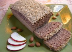 Gluten Free, bread, yeast free, sugar free, sandwich, chia seeds