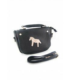 Ponytail Shoulder Bag
