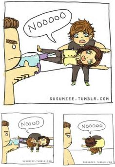 LMAO this is sooo cute XD Harry and Louis! Larry! Liam is so done with their shit tho XD ahaha