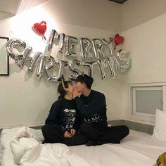 Couple asian ulzzang cute /casal