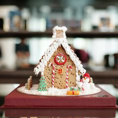 Ginger Bread House at Huize Van Wely