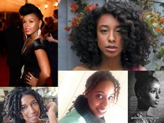 5 Fancy Holiday Styles For Natural Hair