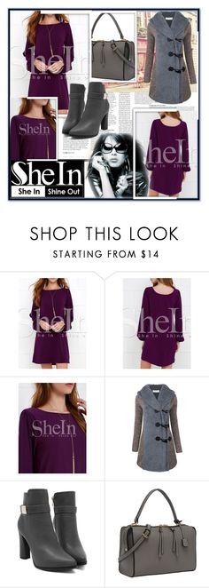 """SheIn 5"" by damira-dlxv ❤ liked on Polyvore featuring Anja"